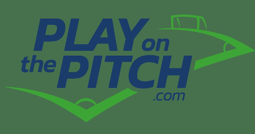 playOn the pitch Logo